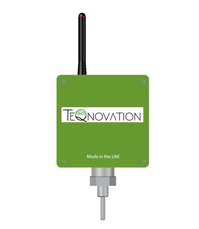 Lorawan wireless thermocouple