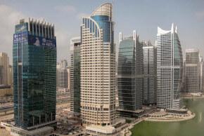 UAE Jumeirah Lakes Towers