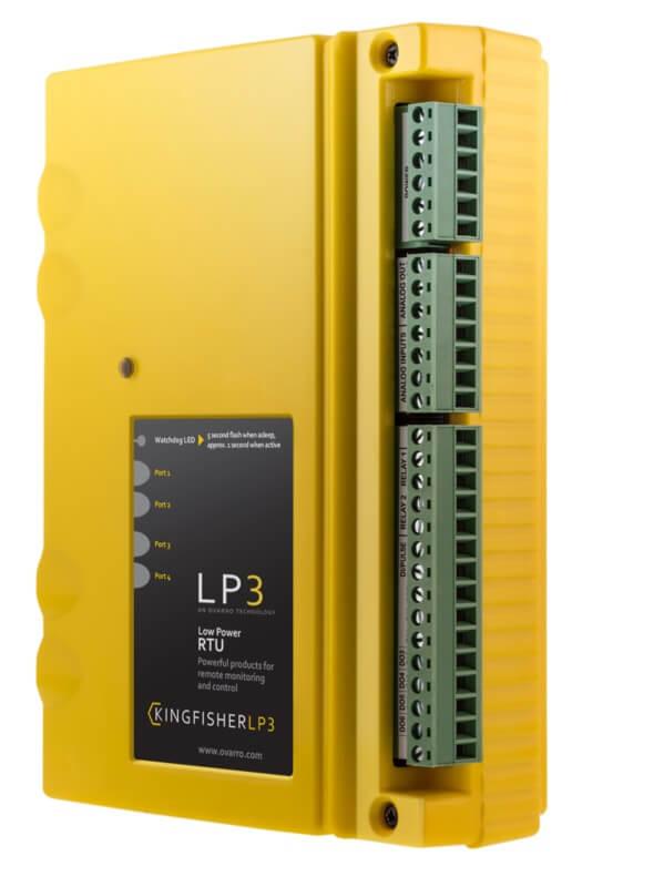 Kingfisher LP3 (Yellow Case)